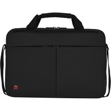 Wenger Format Slimcase Laptoptasche 41 cm Laptopfach black