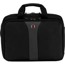 Wenger Legacy Aktentasche 40 cm Laptopfach black/grey