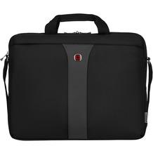 Wenger Legacy Aktentasche 44 cm Laptopfach black/grey