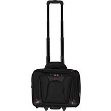 Wenger Transfer 2-Rollen Businesstrolley 37 cm Laptopfach black
