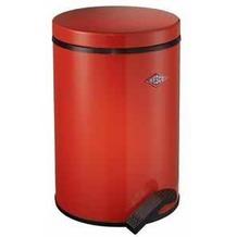 Wesco Treteimer 117 Inhalt: 14 l, Farbe: rot