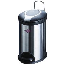 Wesco Treteimer oval 5,0 l Edelstahl, Kunststoff-Einsatz