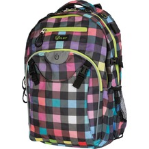 Wheel Bee Rucksack Generation Z, Design Lady Multicolour