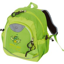 Wheel Bee Kiddy Bee Junior Rucksack grün, LED-Light