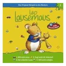 Leo Lausemaus 01. ... will nicht Essen Hörspiel