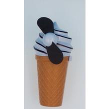 Winkee Soft Eis Hand Ventilator mit Sauce