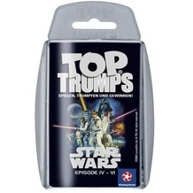 Winning Moves Star Wars IV-VI Top Trumps