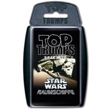 Winning Moves Star Wars Raumschiffe Top Trumps