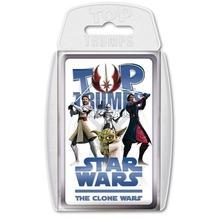 Winning Moves Star Wars The Clone Wars Top Trumps
