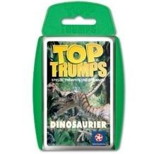 Winning Moves win60017 - Top Trumps: Dinosaurier