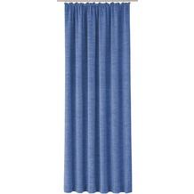 Wirth Bocklett 625 / Einzelschal m. U-Band / Fb. 84 blau 160 cm x 135 cm