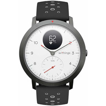 Withings Steel HR Sport, weiss