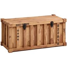 Wolf Möbel Containerbox aufklappbar mit soft close Deckel