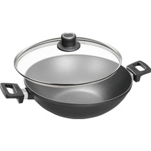 Woll Nowo Titanium Induction Guss-Wok Ø 32 cm