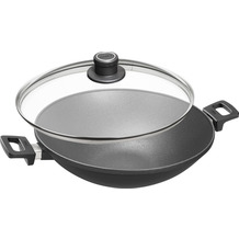 Woll Nowo Titanium Induction Guss-Wok Ø 36 cm