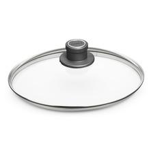 Woll Sicherheitsglasdeckel Ø 26 cm mit Deckelknopf