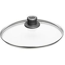 """Woll Sicherheitsglasdeckel """"Titanium Nowo"""" 20 cm Ø, rund"""