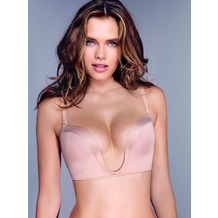 Wonderbra Perfect Plunge BH beige 85C