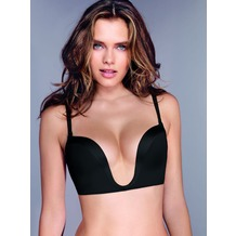 Wonderbra Perfect Plunge BH schwarz 70A