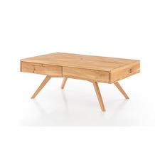 Woodlive Couchtisch Space aus Wildeiche 110 x 70 cm