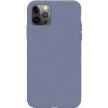 xqisit Eco Flex Anti Bac for iPhone 12 / 12 Pro lavender blue