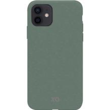 xqisit Eco Flex Anti Bac for iPhone 12 mini palm green