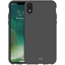 xqisit Eco Flex for iPhone XR Mountain Grey