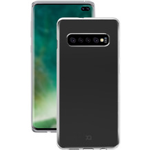 xqisit Flex Case for Galaxy S10+ clear