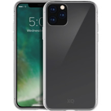 xqisit Flex Case for iPhone 11 Pro clear