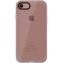 xqisit NUSON XCEL for iPhone 7 rose gold colored
