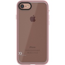 xqisit NUSON XPLORE for iPhone 7 rose gold colored
