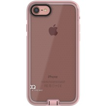 xqisit NUSON XTREME for iPhone 7 rose gold colored