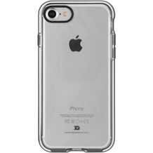 xqisit PHANTOM XCEL for iPhone 7 clear/anthracite