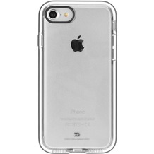 xqisit PHANTOM XPLORE for iPhone 7 clear/anthracite