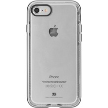 xqisit PHANTOM XTREME for iPhone 7 clear/anthracite