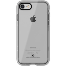 xqisit PHANTOM XTREME for iPhone 7 clear/white