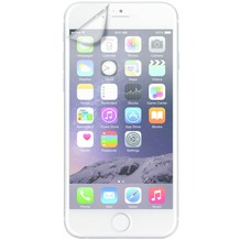xqisit Screen Protector AS 3pc for iPhone 7 clear
