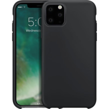 xqisit Silicone for iPhone 11 Pro black