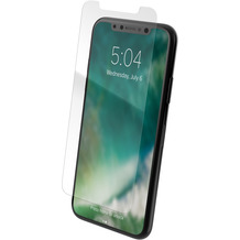 xqisit Tough Glass CF 2,5D for iPhone 11 / XR clear