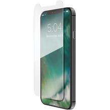 xqisit Tough Glass CF flat for iPhone 12 mini clear
