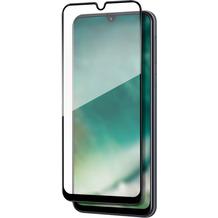 xqisit Tough Glass CF for Galaxy A50 clear