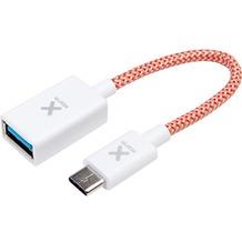 Xtorm USB-Buchse auf USB-C Kabel, 15cm