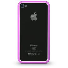 XtremeMac HardCase Thin Border iPhone (4/4S), pink