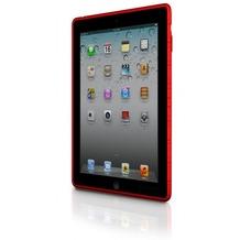 XtremeMac SoftCase Tuffwrap Cherry Bomb Red iPad (3/4)