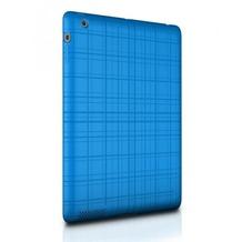 XtremeMac SoftCase Tuffwrap Peacock iPad (3/4), blau