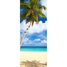 XXLwallpaper Fototapete Beach 150 g Vlies Basic 0,91 m x 2,11 m