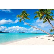 XXLwallpaper Fototapete Beach 2 150 g Vlies Basic 2,00 m x 1,33 m