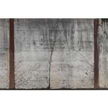 XXLwallpaper Fototapete Beton 3 150 g Vlies Basic 2,00 m x 1,33 m