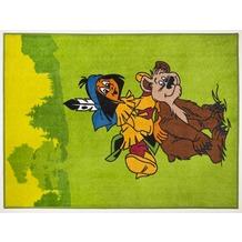 Yakari Kinderteppich Sungila 001 green 80cm x 150cm