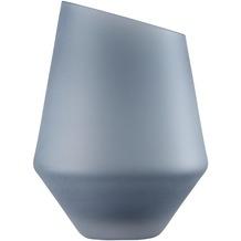Zwiesel 1872 Diamonds Vase/ Windlicht blau satin 220